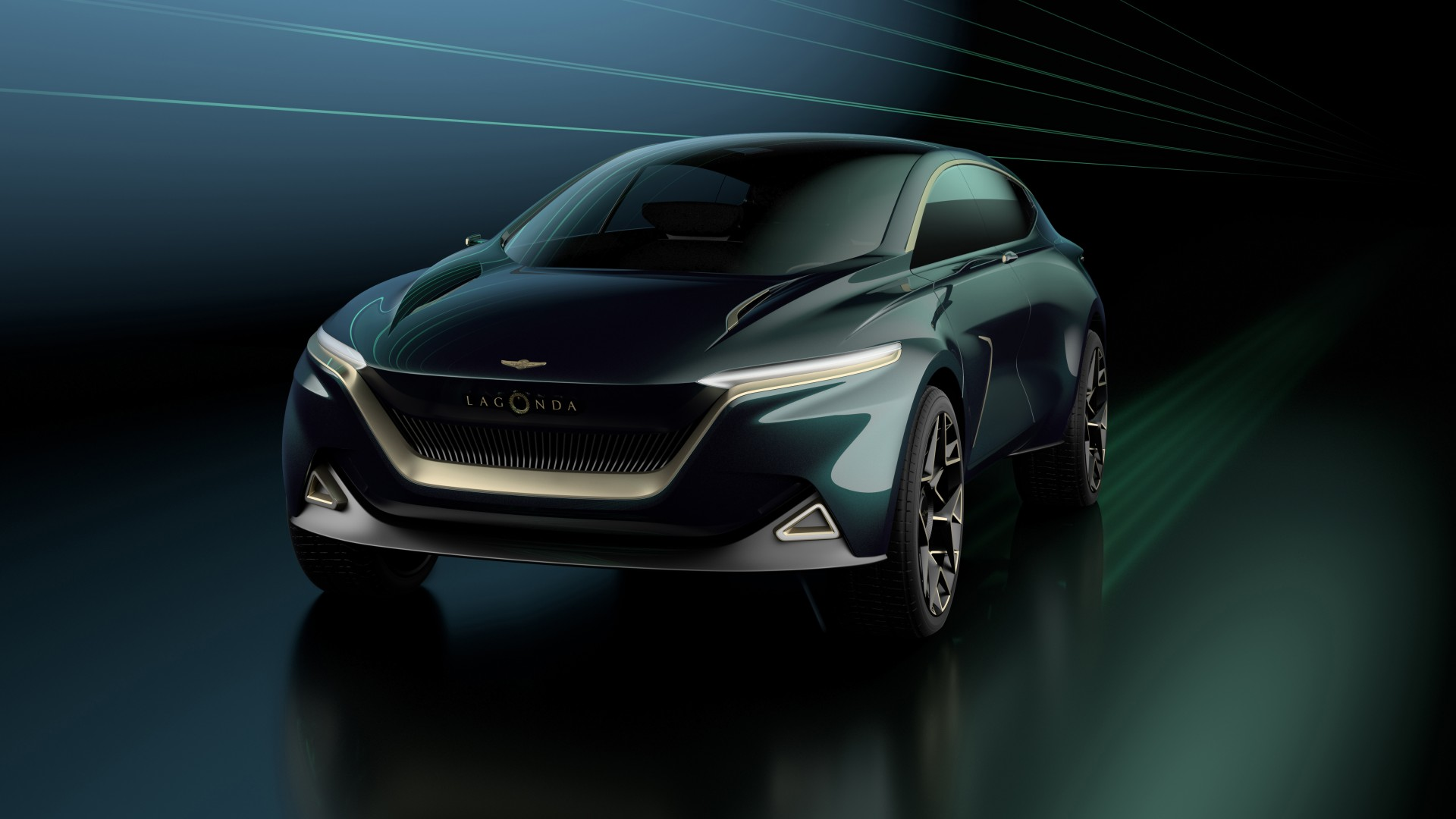 Lagonda All Terrain Concept 2019 4k Wallpaper Hd Car