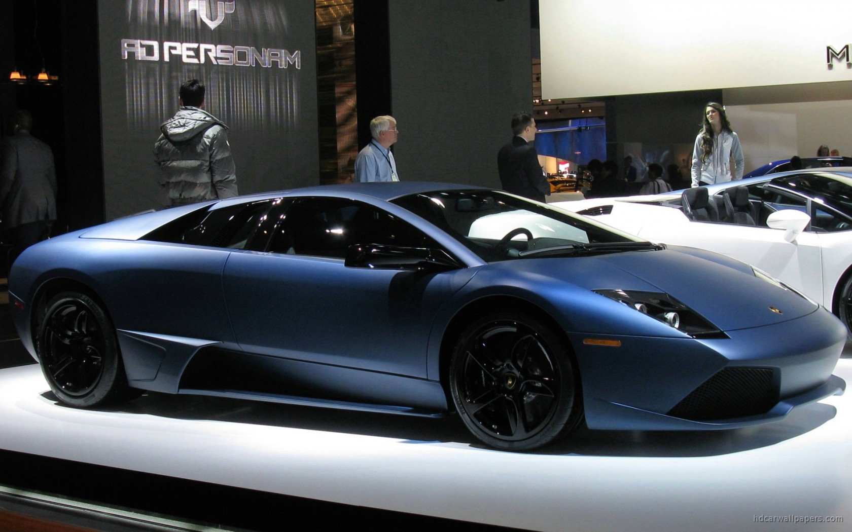 Cars Wallpapers: Lamborghini Ad Personam Cars Wallpaper