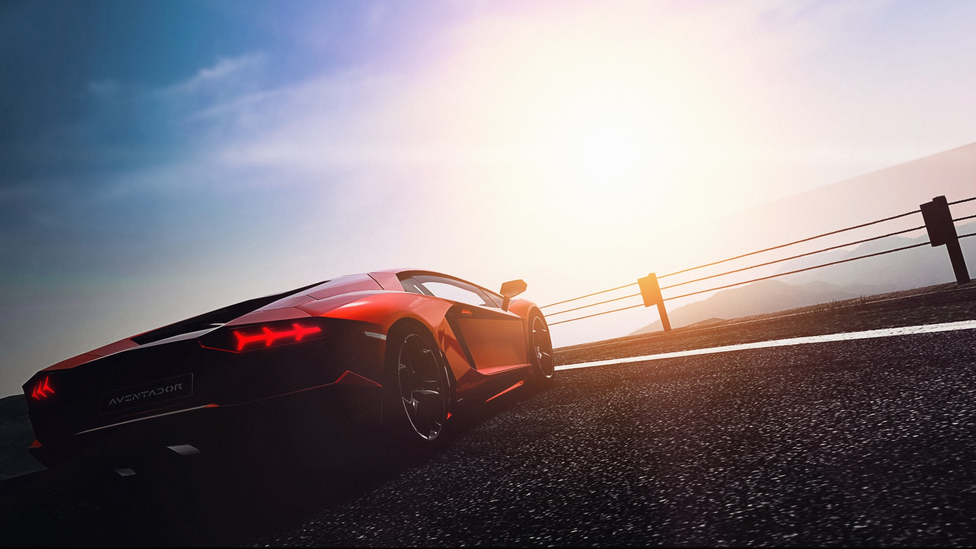 Lamborghini Aventador LP 700 4 Gran Turismo 6 2 Wallpaper