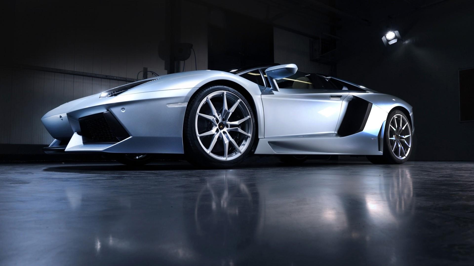 Lamborghini Aventador Lp 700 4 Roadster Wallpaper Hd Car