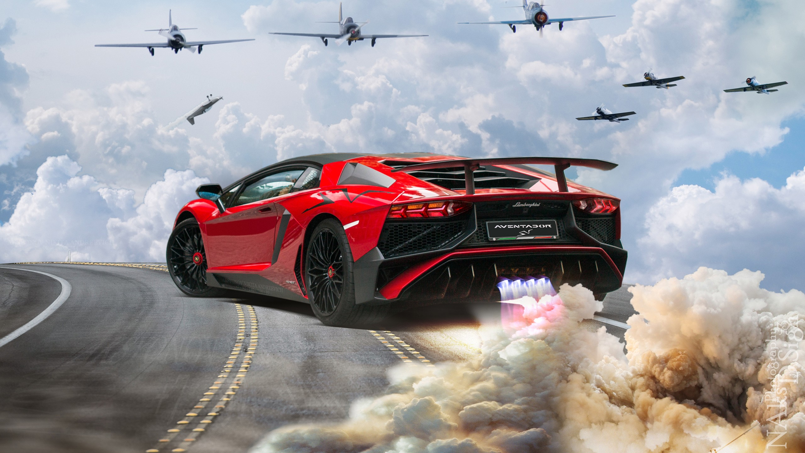 Lamborghini Aventador LP 750 4 Superveloce After Space ...