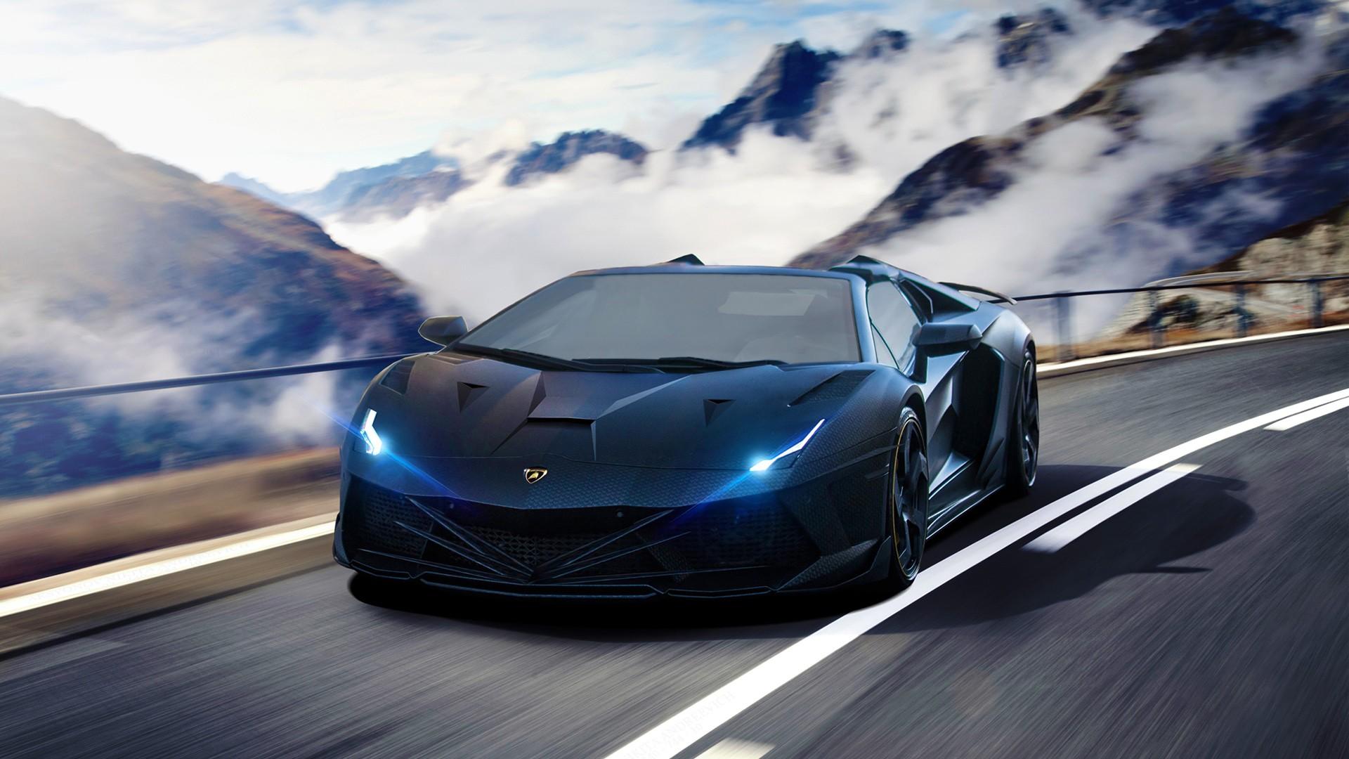Lamborghini Aventador Supercar Wallpaper Hd Car