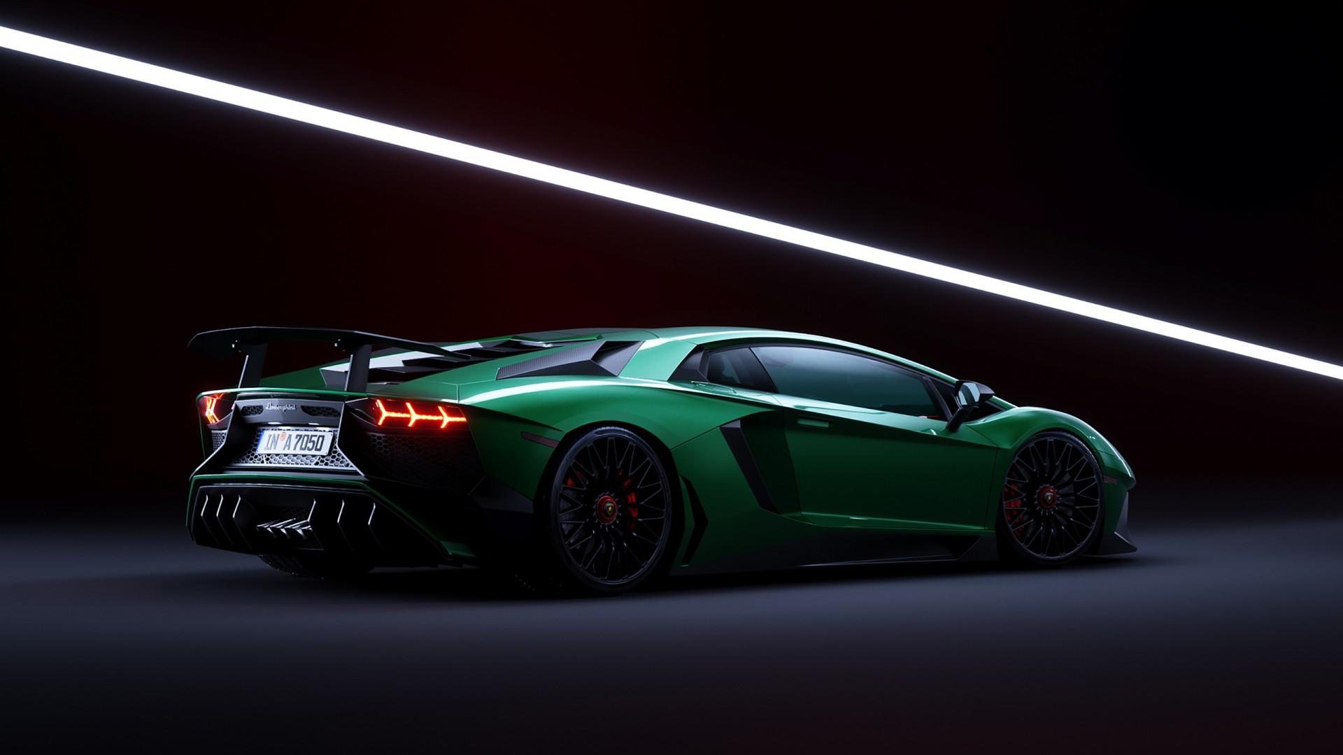 Acura Vs Lexus >> Lamborghini Aventador SuperVeloce Coupe Wallpaper | HD Car ...