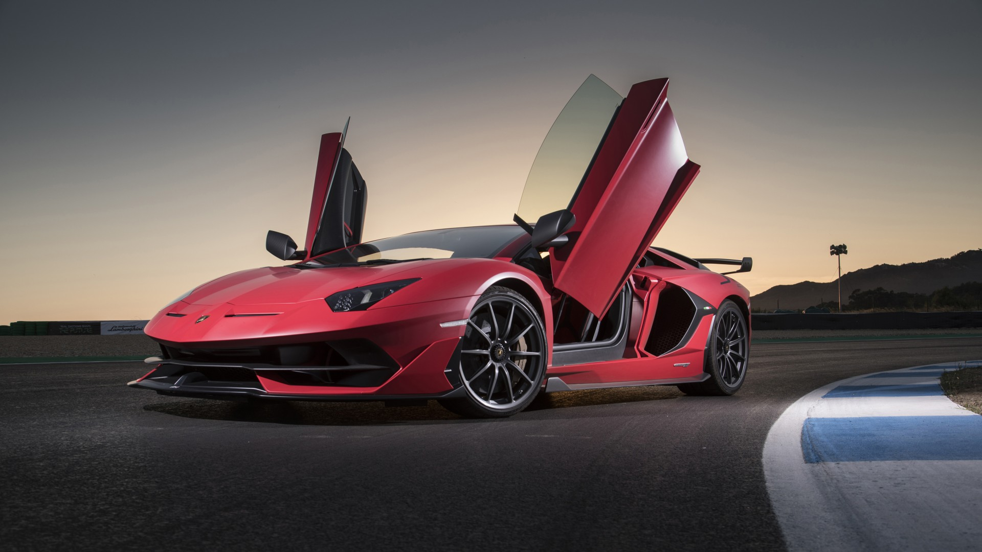 Lamborghini Aventador SVJ 2018 4K 2 Wallpaper | HD Car ...