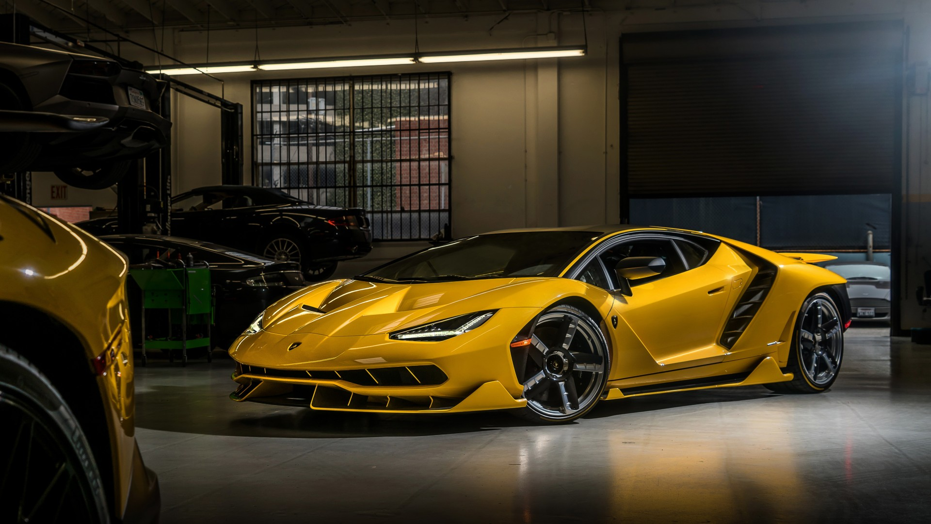 Lamborghini Centenario Coupe 4K Wallpaper | HD Car Wallpapers | ID #9380