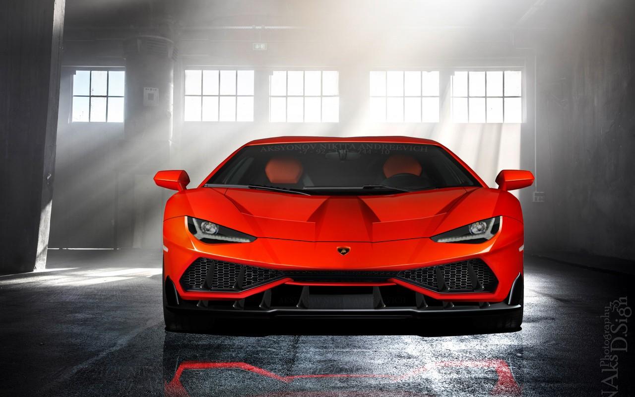 Lamborghini Centenario LP 770 44 Wallpaper HD Car