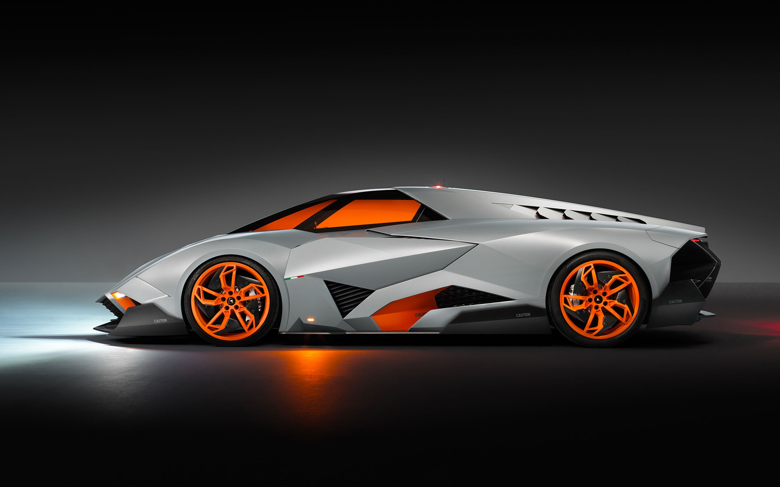 Lamborghini Egoista Concept 3 Wallpaper in 2560x1600 ...