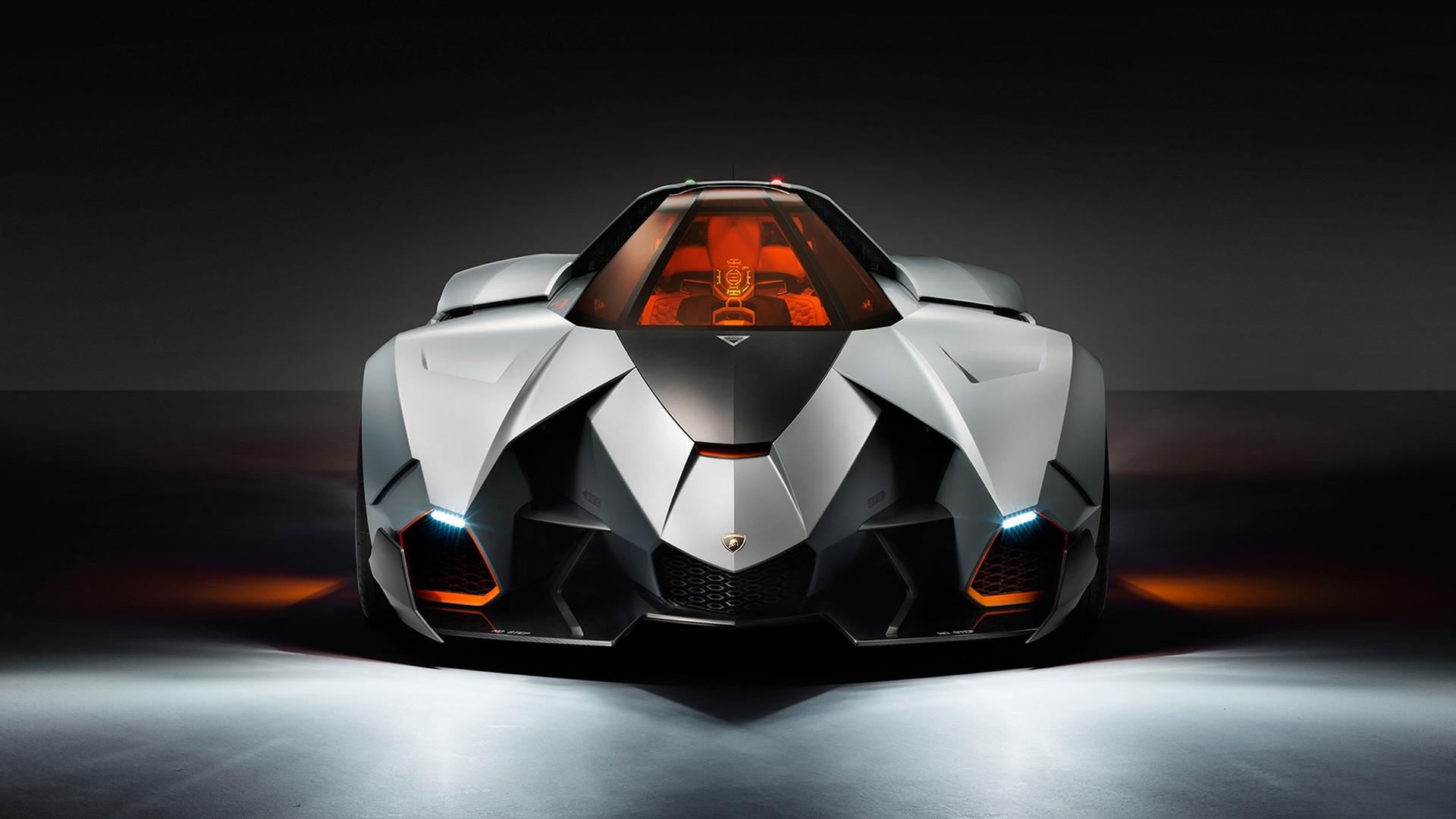 Lamborghini Egoista Concept 4 Wallpaper | HD Car ...