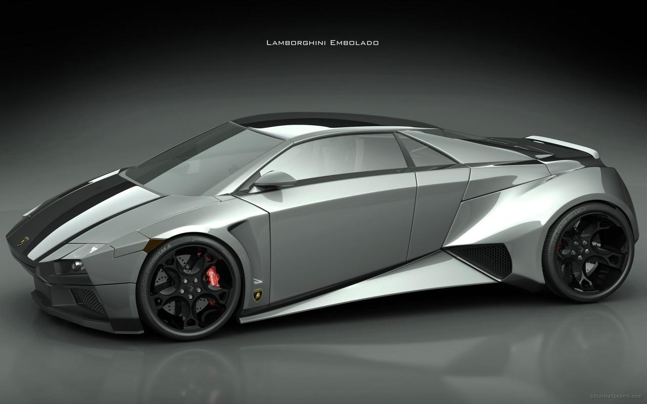 Lamborghini Embolado Wallpaper In 1280x800 Resolution