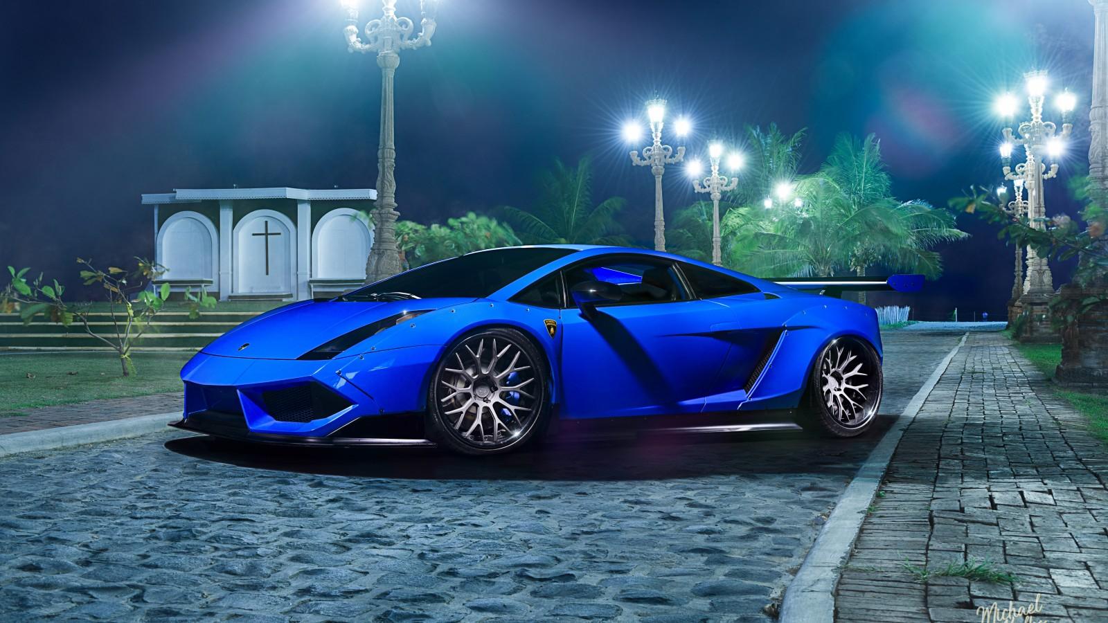 Lamborghini Gallardo 4K 8K Wallpaper | HD Car Wallpapers ...