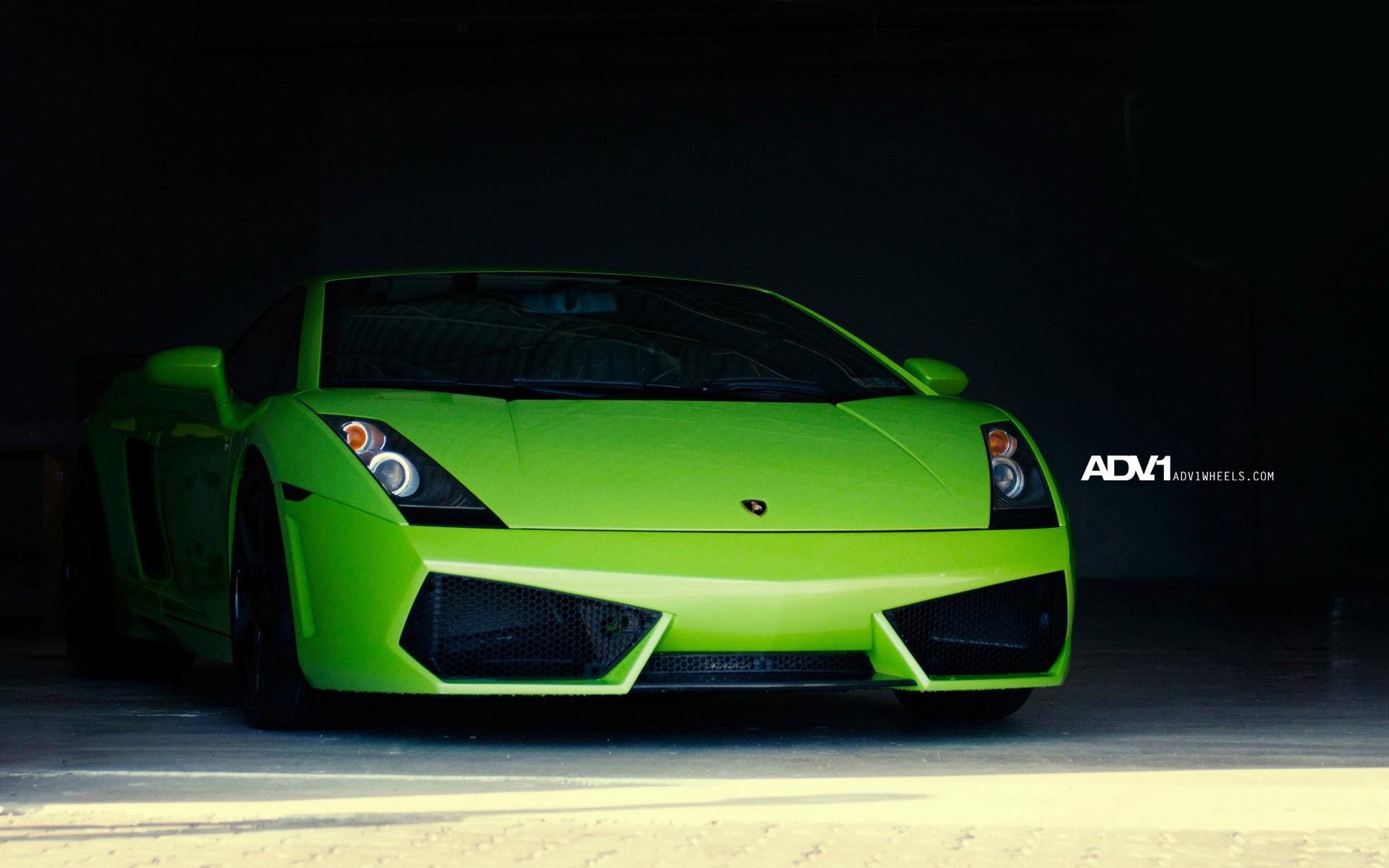 Lamborghini Gallardo Adv5 Track Spec Wallpaper Hd Car