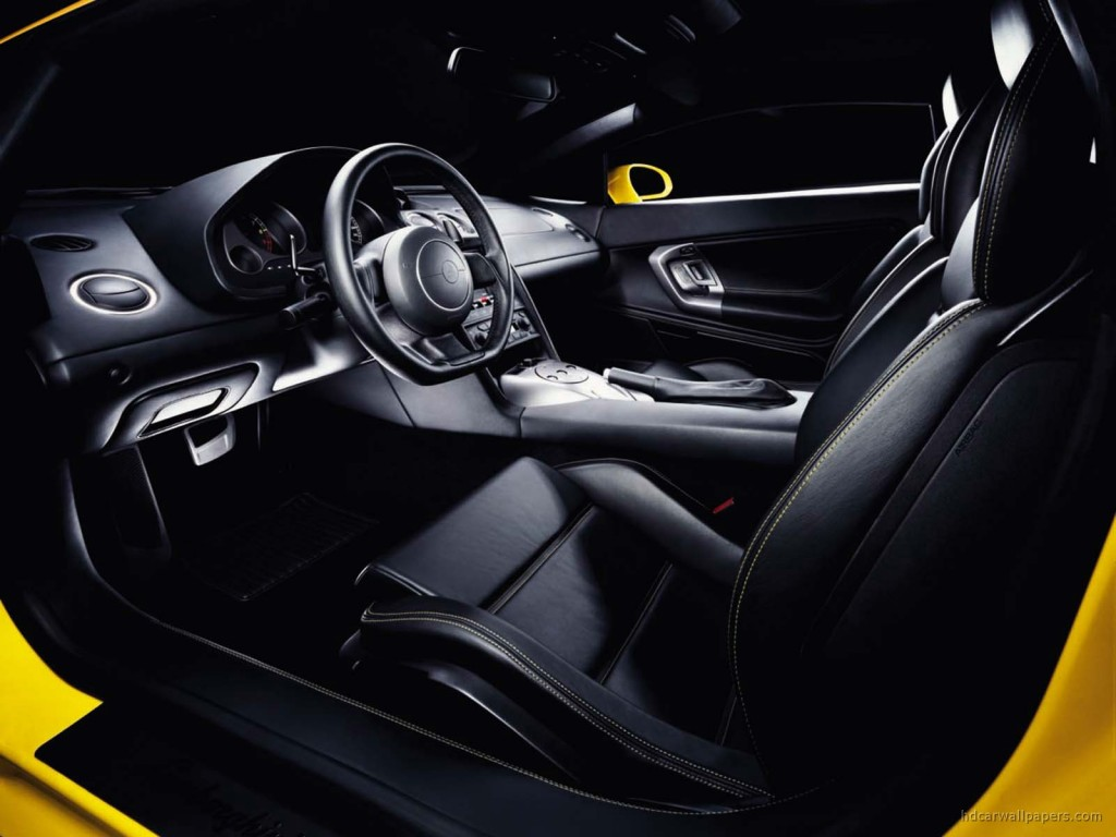 Lamborghini Gallardo Interior Wallpaper | HD Car Wallpapers