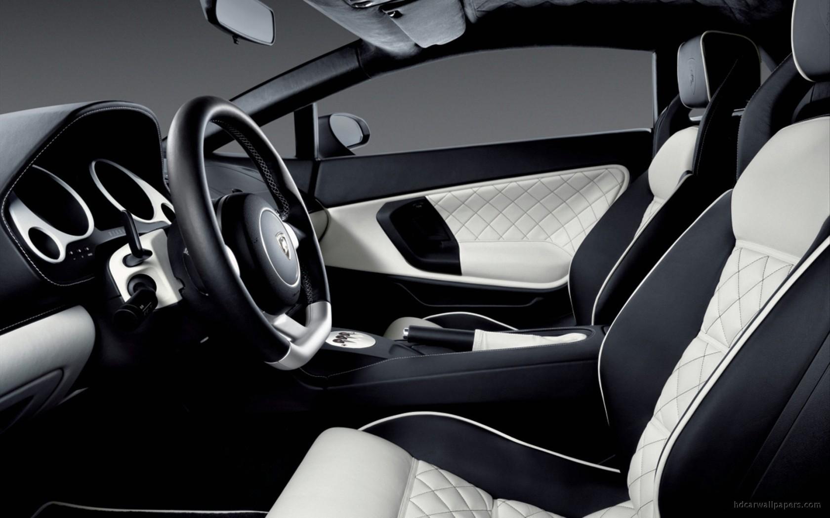 Lamborghini Gallardo Nera Interior Wallpaper | HD Car ...