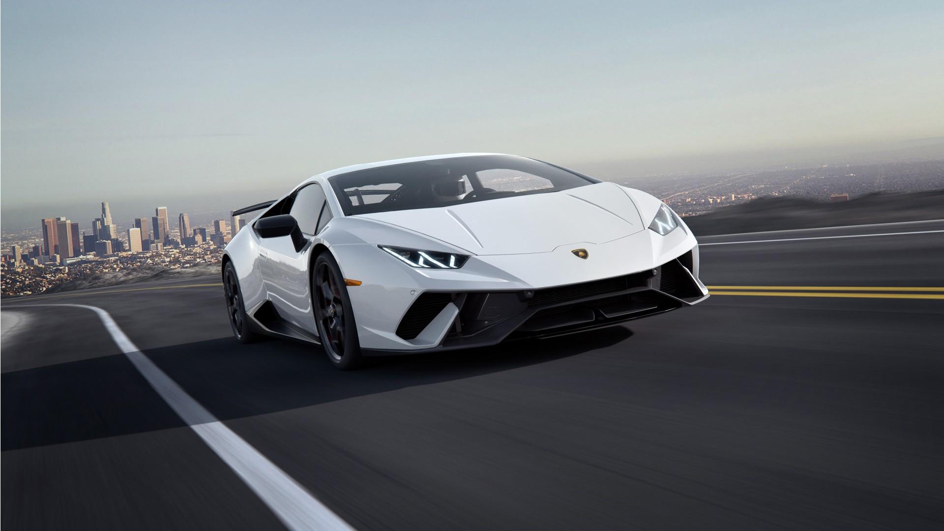 Lamborghini Huracan 2018 Wallpaper   HD Car Wallpapers ...