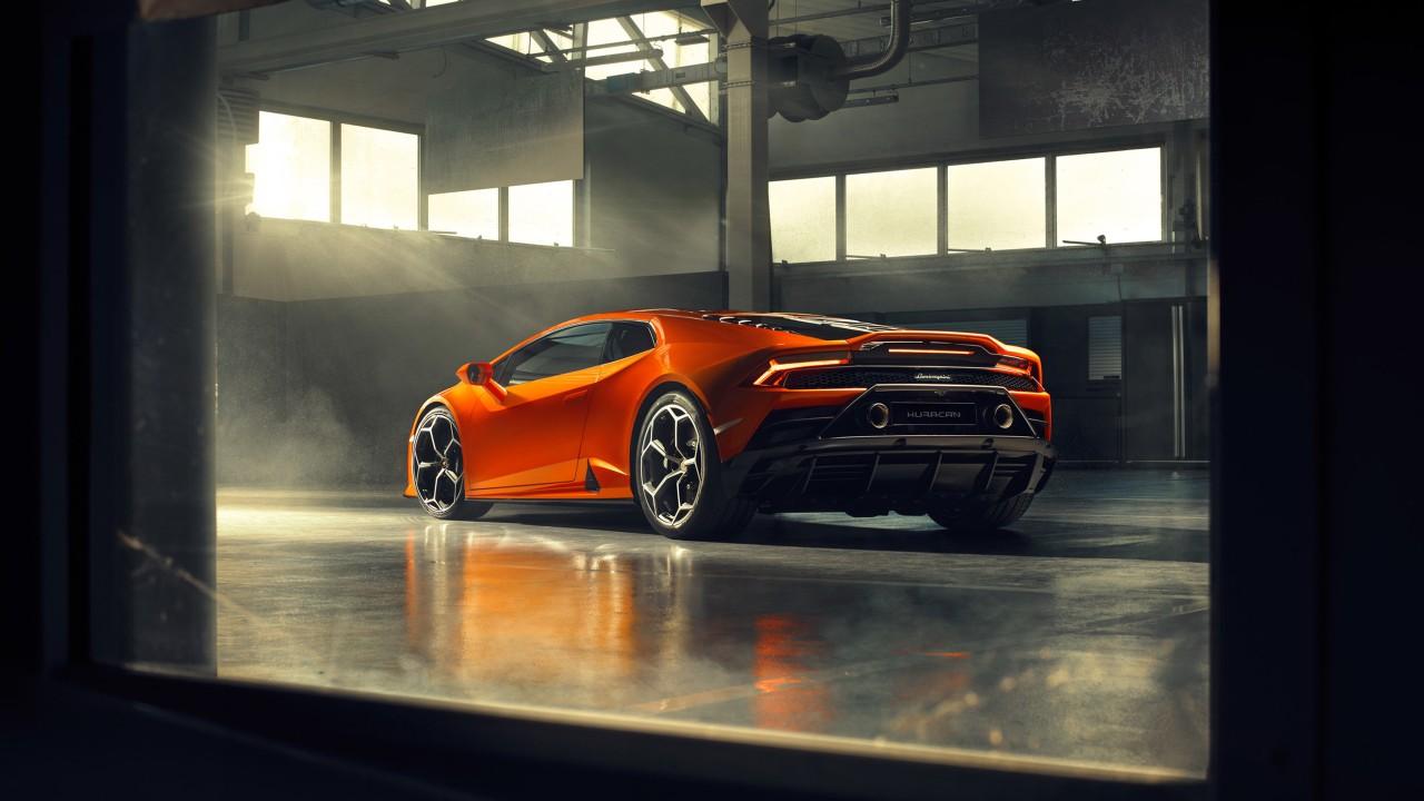 Lamborghini Huracan Evo 2019 4k 2 Wallpaper Hd Car