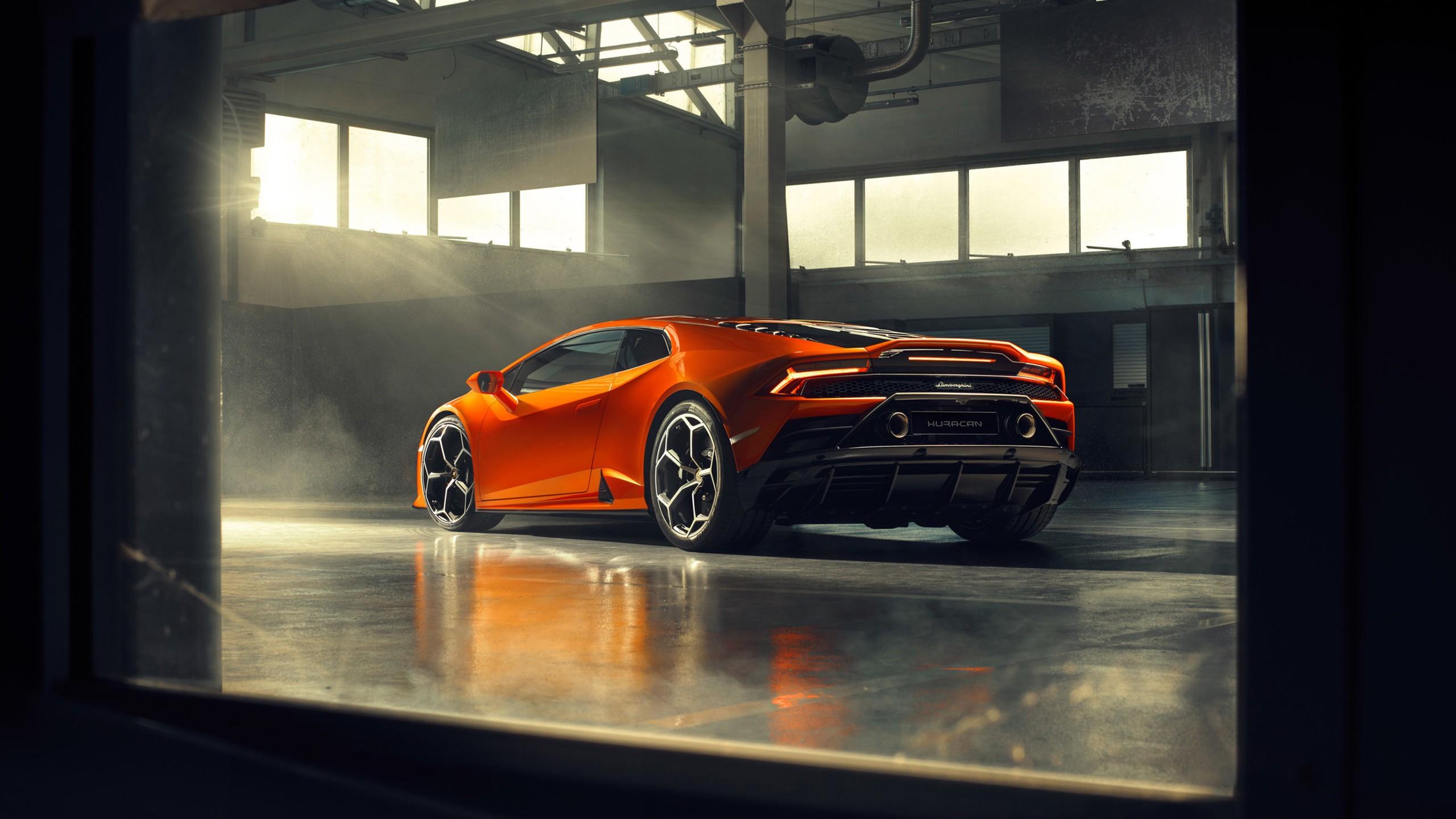 Lamborghini Huracan EVO 2019 4K 2 Wallpaper | HD Car ...