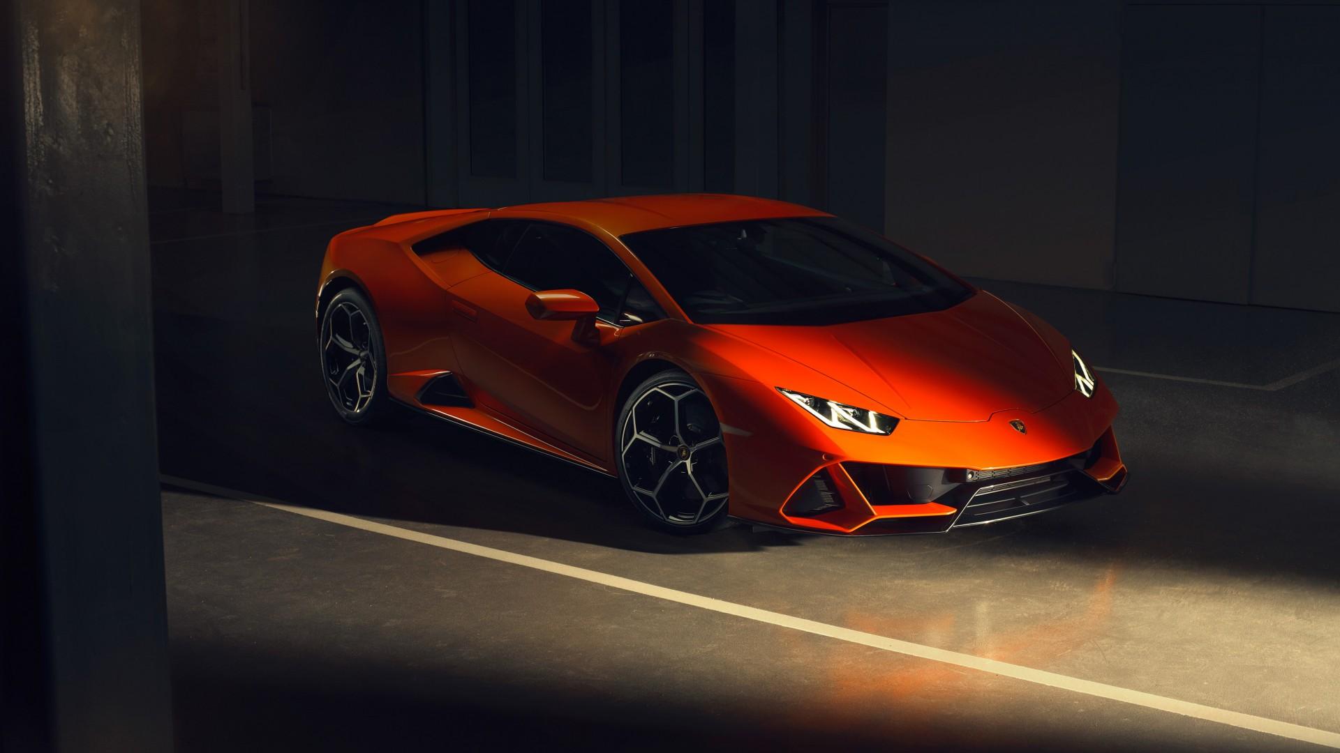 Lamborghini Huracan EVO 2019 4K Wallpaper | HD Car ...