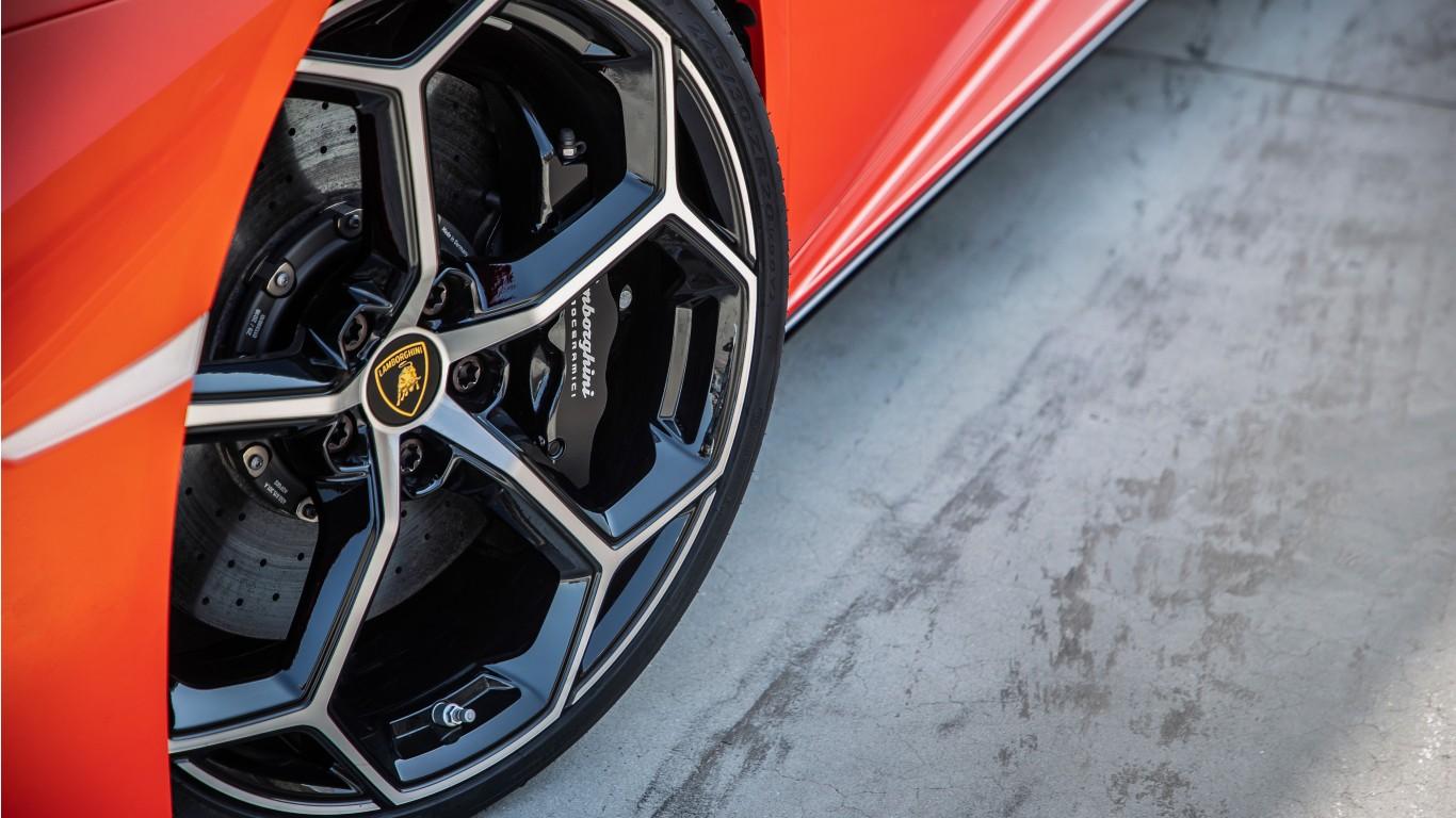 Lamborghini Huracan EVO 2019 5K 2 Wallpaper | HD Car ...