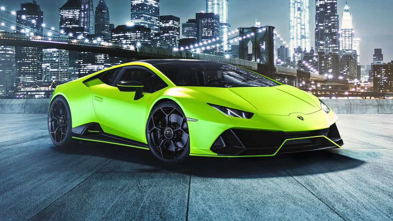 Lamborghini Huracán EVO Fluo Capsule 2021 4K 2 Wallpaper ...