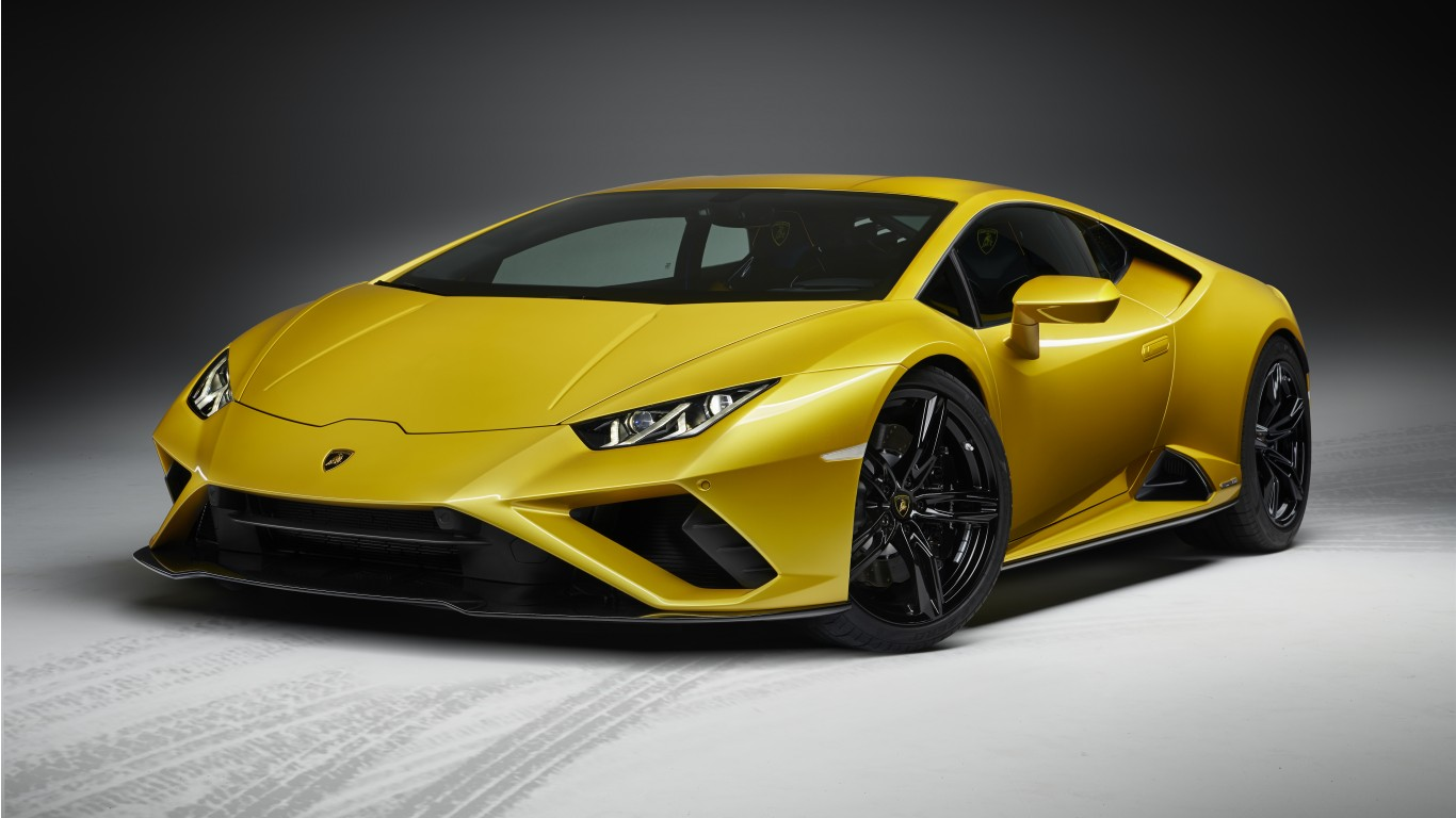 Lamborghini Huracan EVO RWD 2020 4K 5K 6 Wallpaper | HD ...