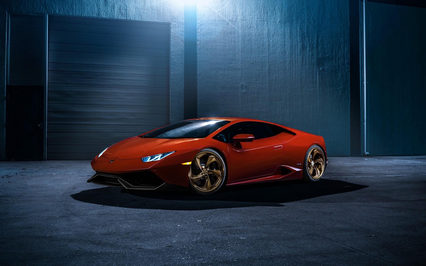 Lamborghini Huracan GT Auto Concepts Wallpaper