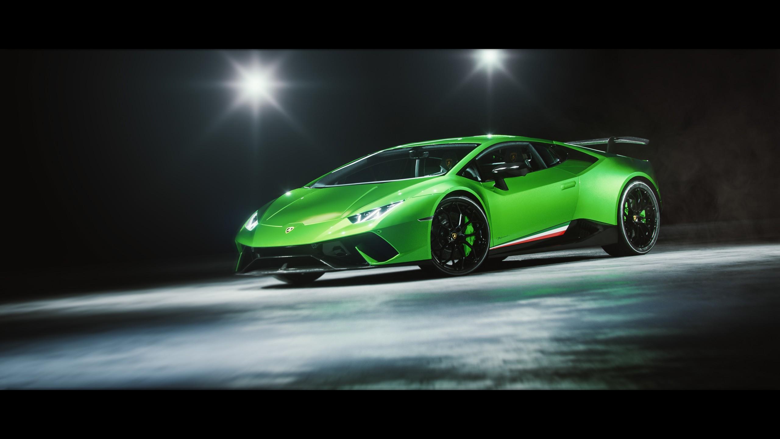 Lamborghini Huracan Performante >> Lamborghini Huracan Performante 4K Wallpaper | HD Car ...