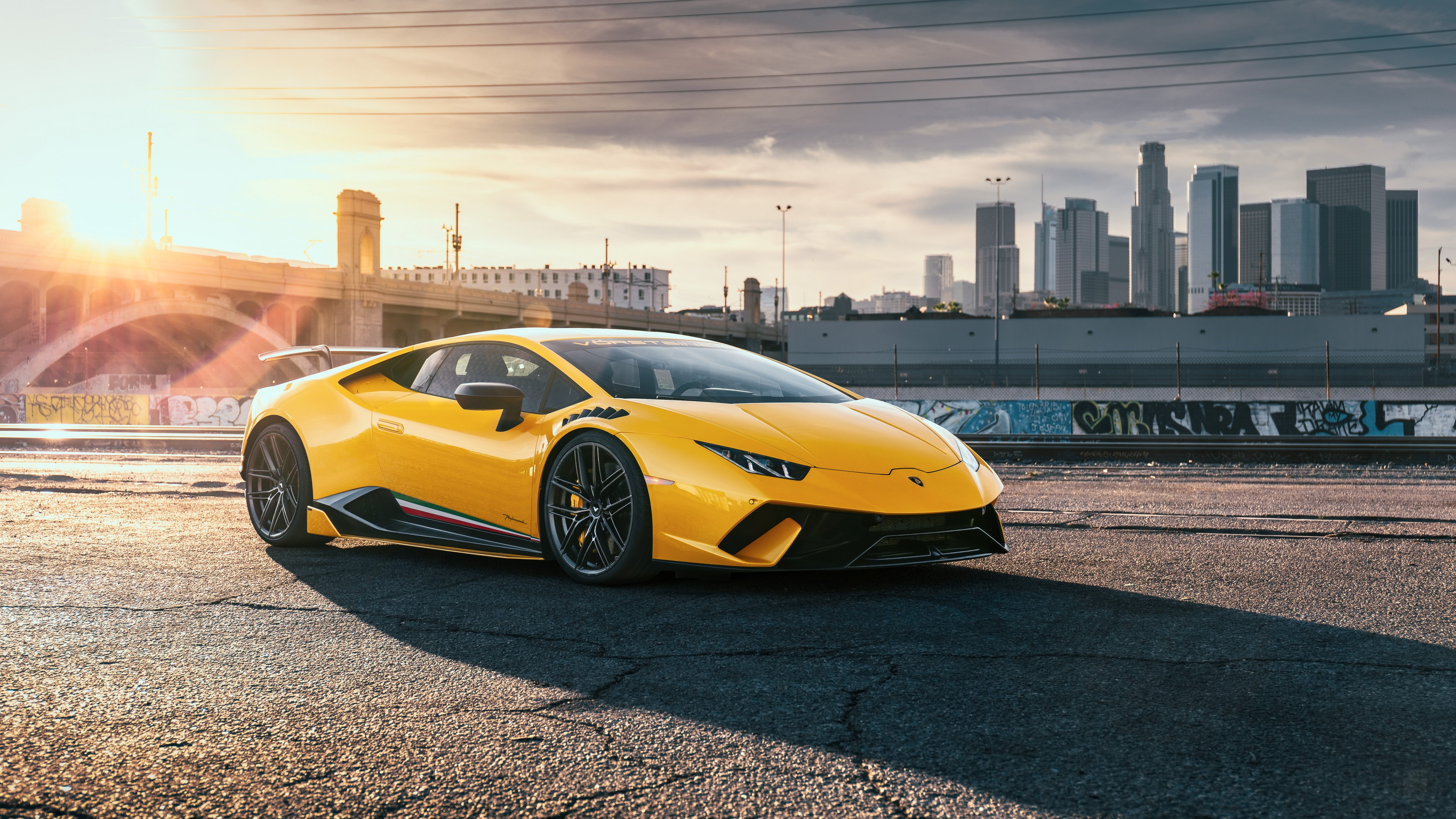 lamborghini huracan performante 5k wallpaper