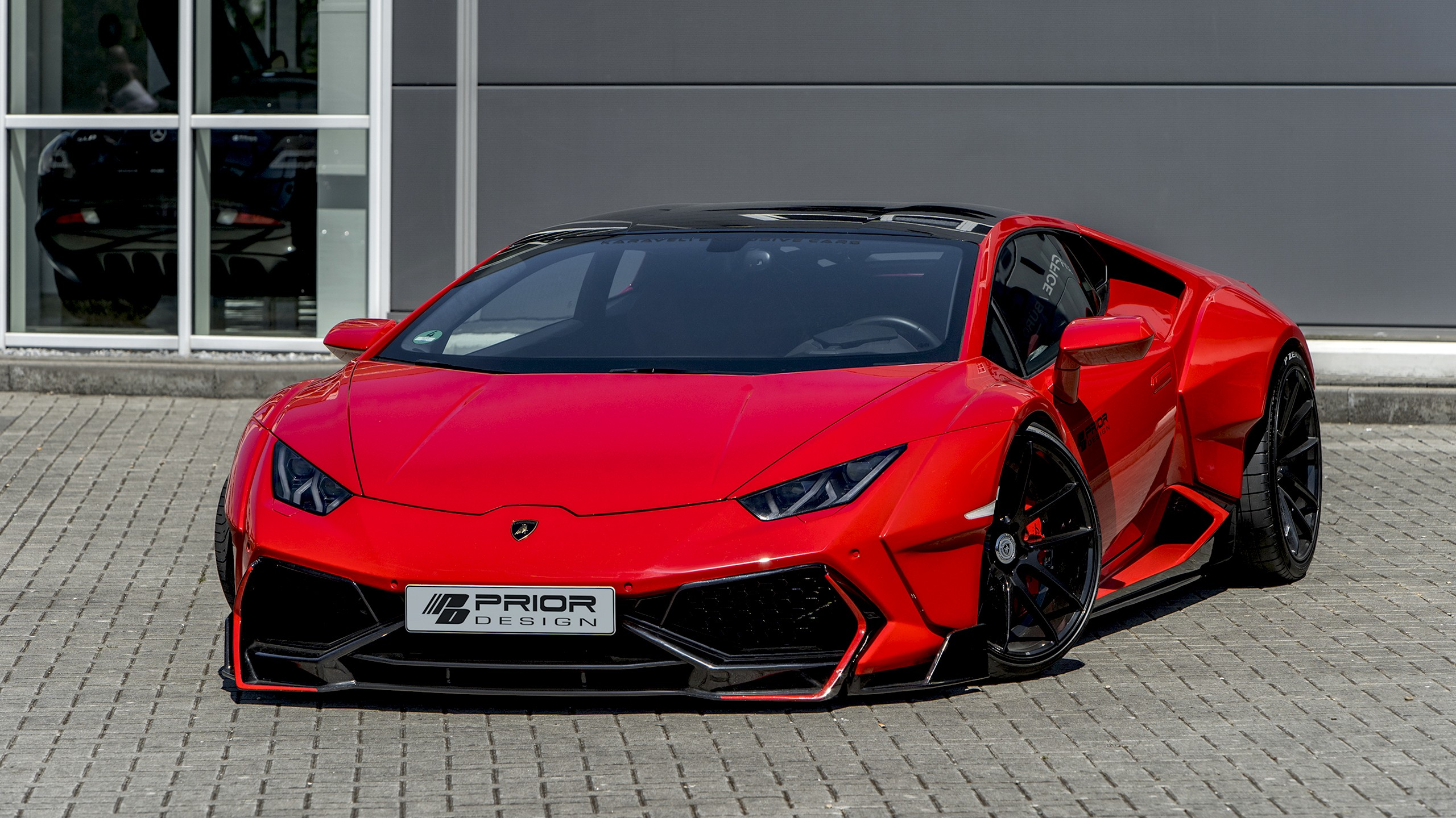 lamborghini huracan prior design pdlp610wb widebody