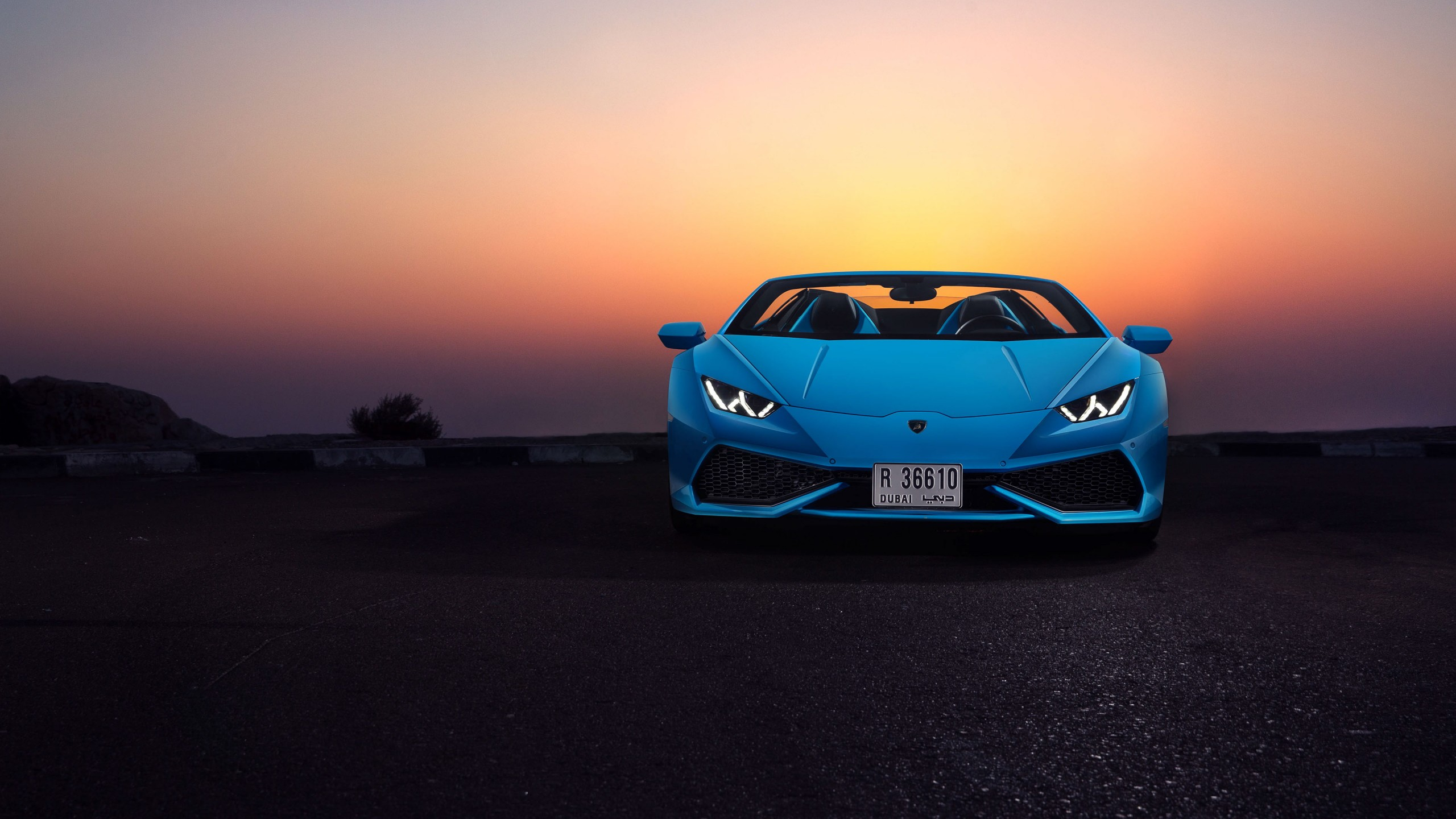 Lamborghini Huracan Spyder 4K 2 Wallpaper | HD Car ...