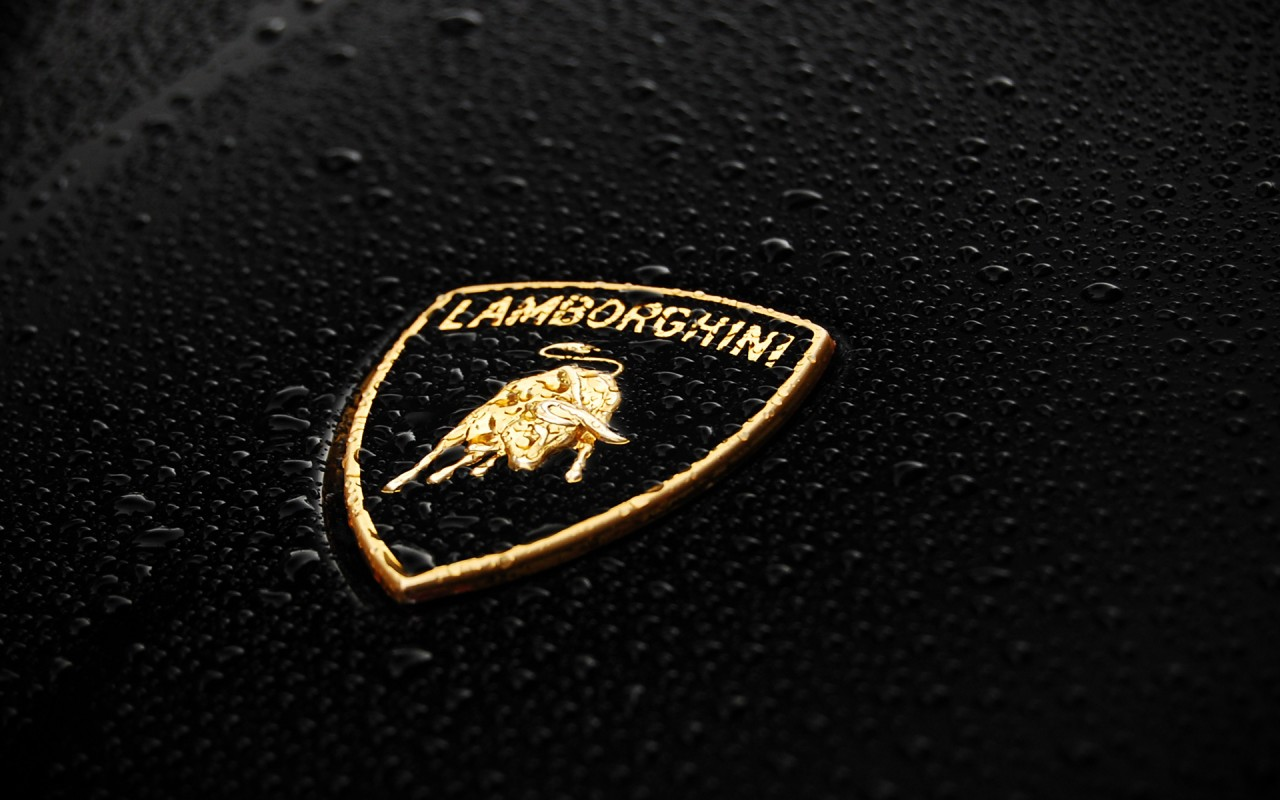 Lamborghini Logo Wallpaper | HD Car Wallpapers | ID #2985