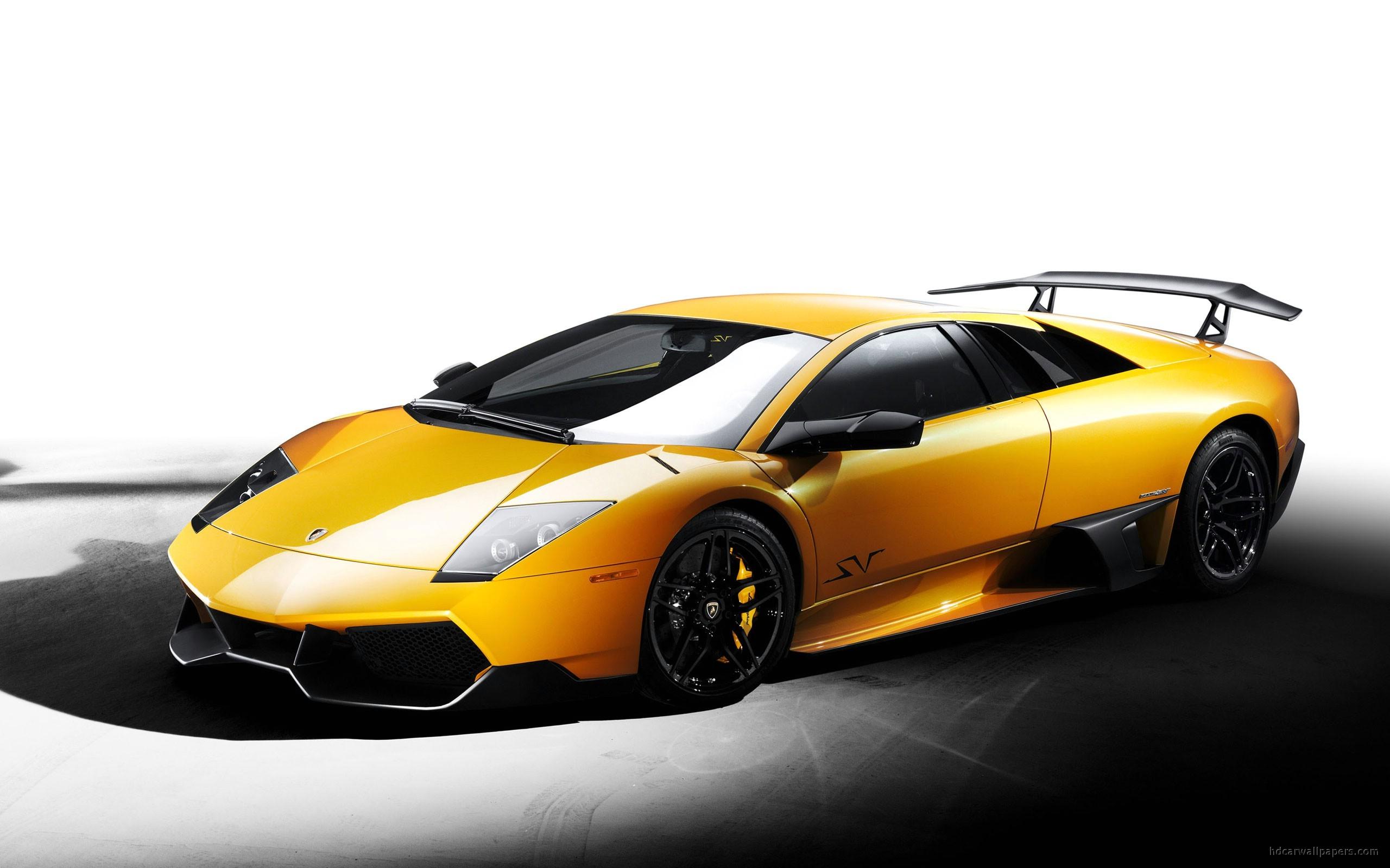Lamborghini Murcielago Lp 670 4 Superveloce Wallpaper Hd