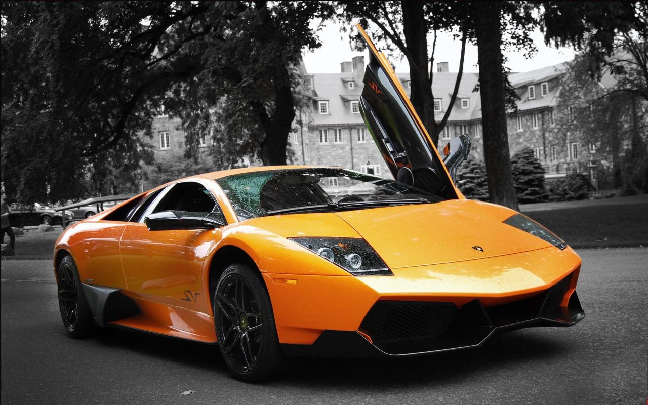 Lamborghini Murcielago LP 670 4 SV Wallpaper | HD Car ...