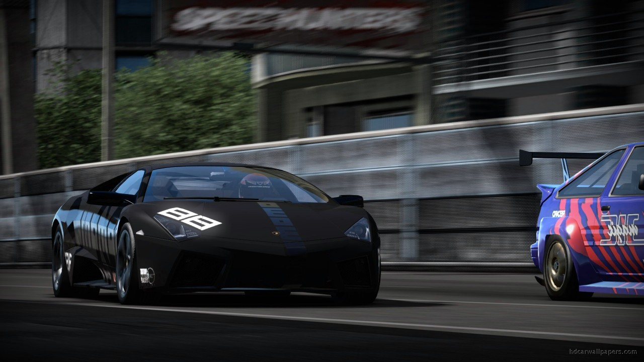 Lamborghini Need For Speed Shift Wallpaper In 1280x720