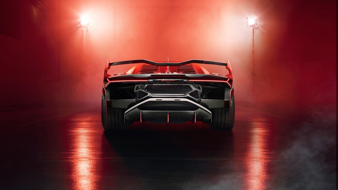 2 Door Charger >> Lamborghini SC18 2019 4K 3 Wallpaper | HD Car Wallpapers ...