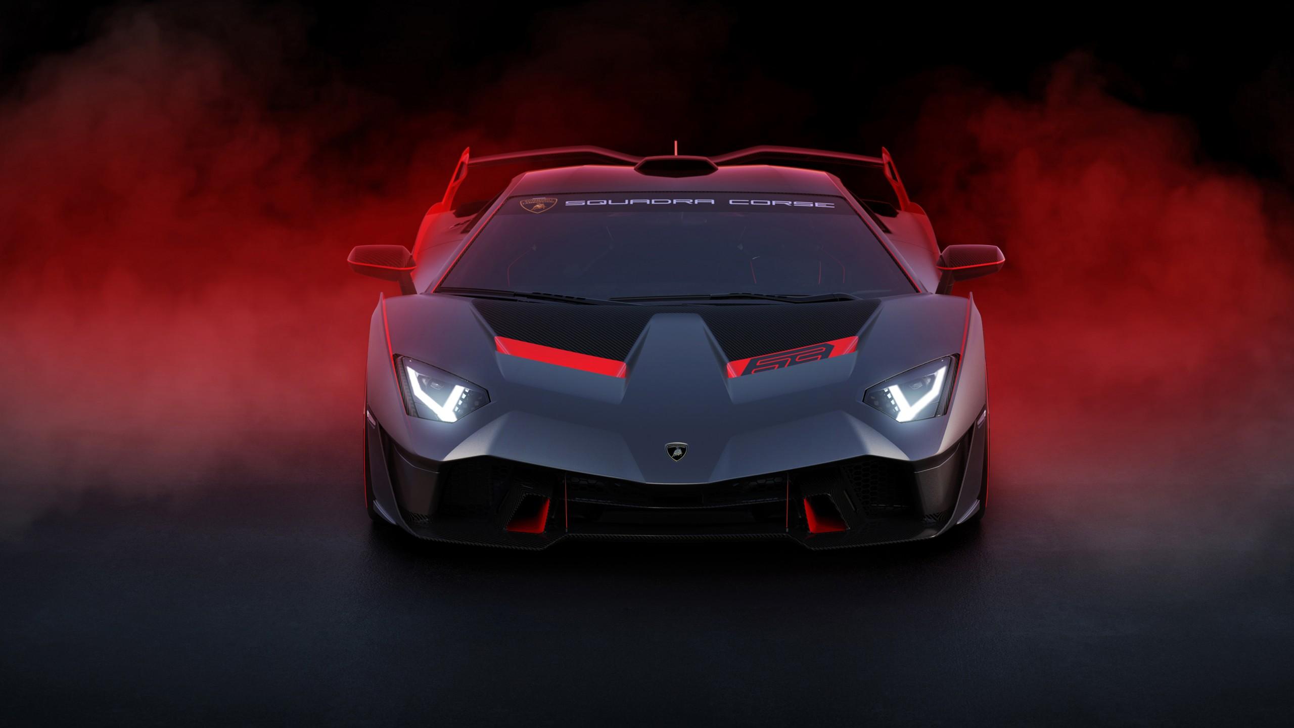 Lamborghini sc18 2019 4k 7 wallpaper hd car wallpapers id 11559 - Image de cars ...