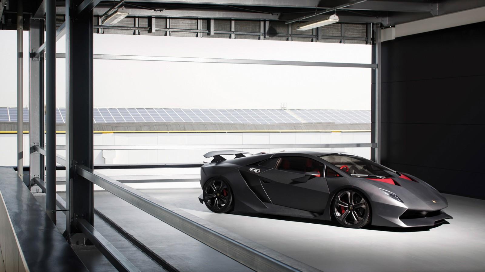 Lamborghini Sesto Elemento Concept 2 Wallpaper | HD Car ...