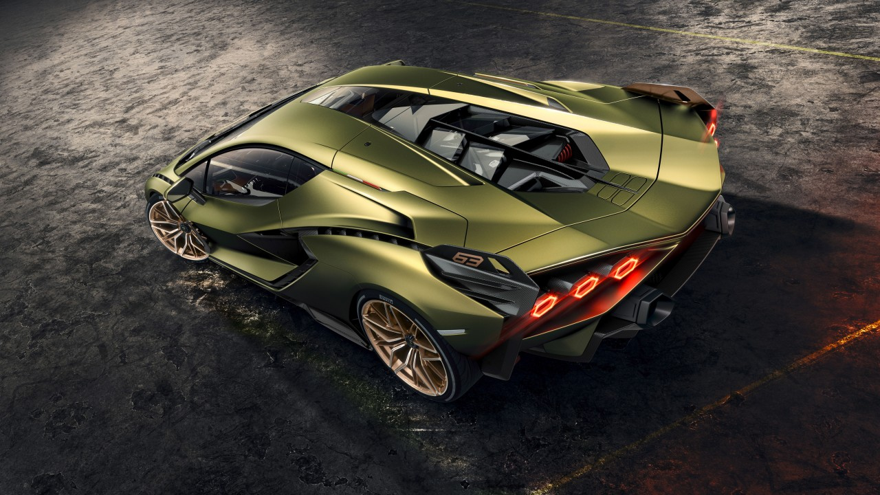 Lamborghini Sian 2019 4K 11 Wallpaper | HD Car Wallpapers ...