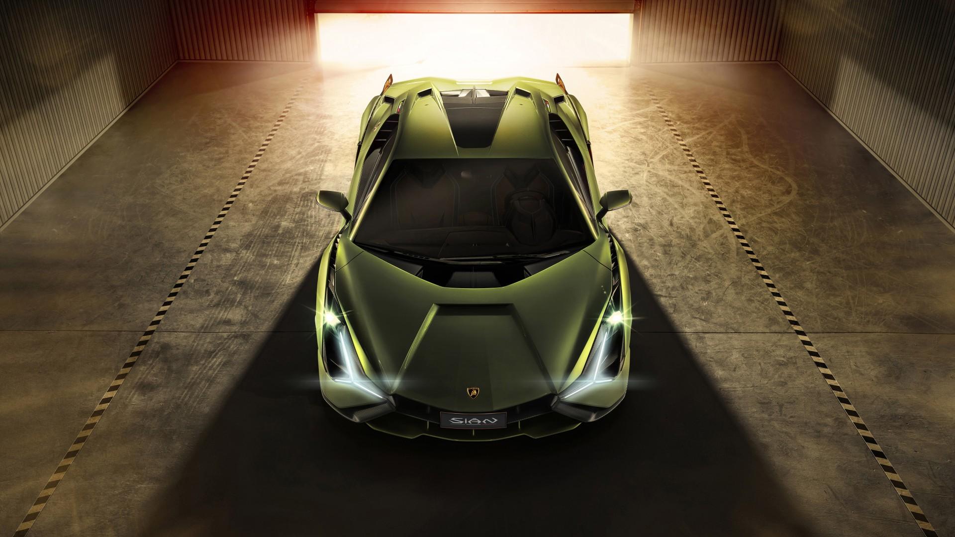 Lamborghini Sian 2019 4K 9 Wallpaper | HD Car Wallpapers ...