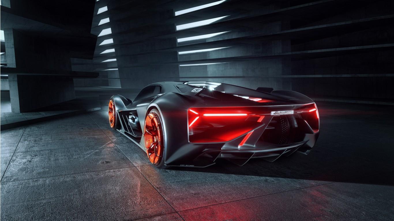 Lamborghini Terzo Mill...