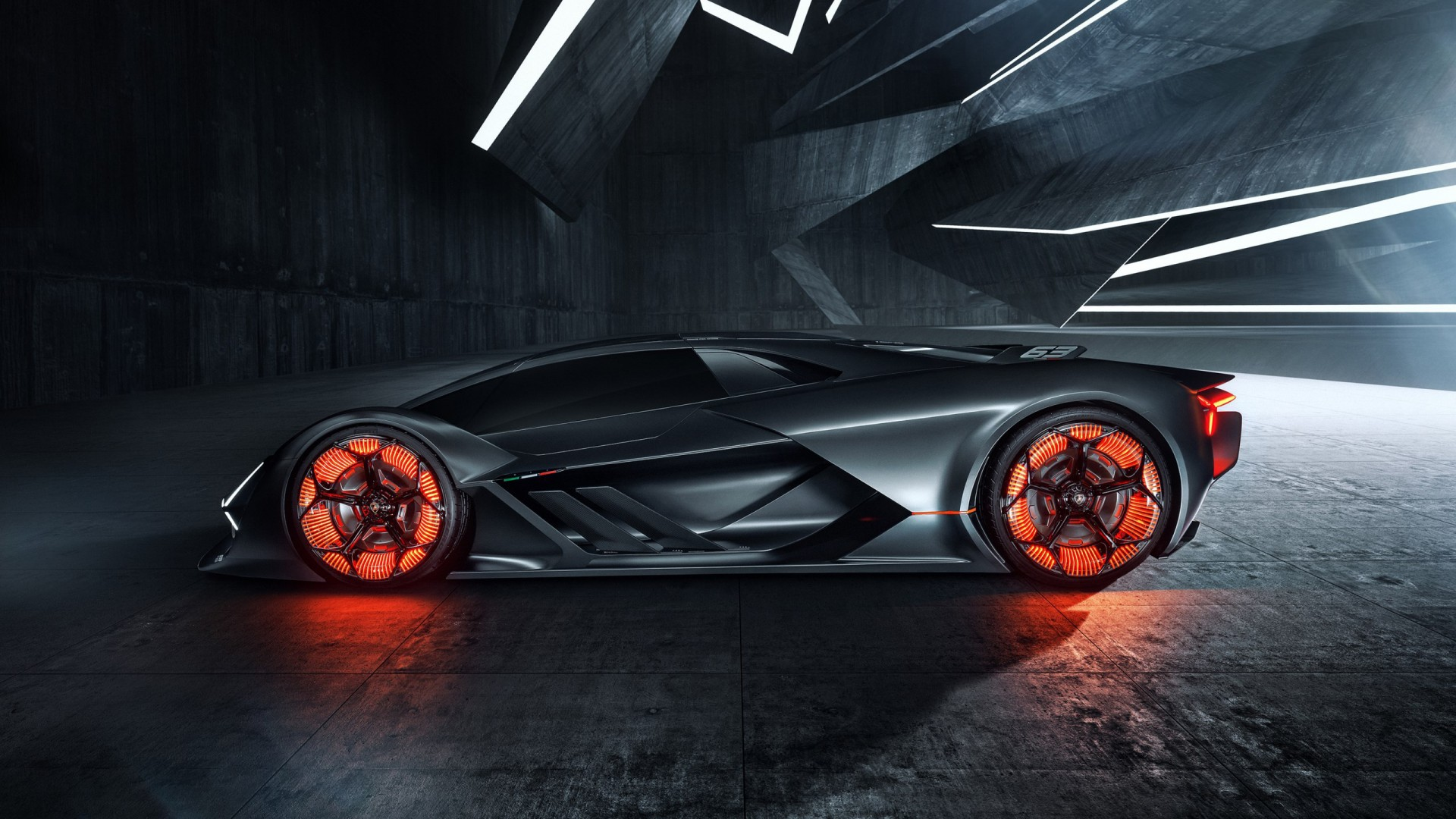 Lamborghini Terzo Millennio 2019 3 Wallpaper Hd Car