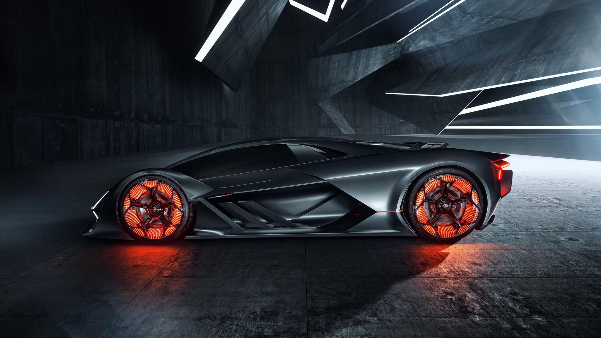 Lamborghini Terzo Millennio 2019 3 Wallpaper | HD Car Wallpapers | ID #11699