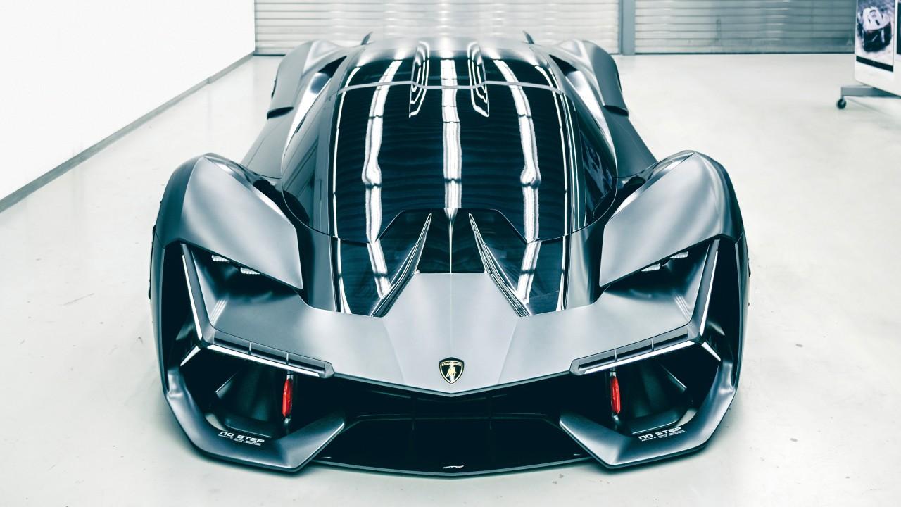 New Aston Martin >> Lamborghini Terzo Millennio EV Supercar 4 Wallpaper | HD ...