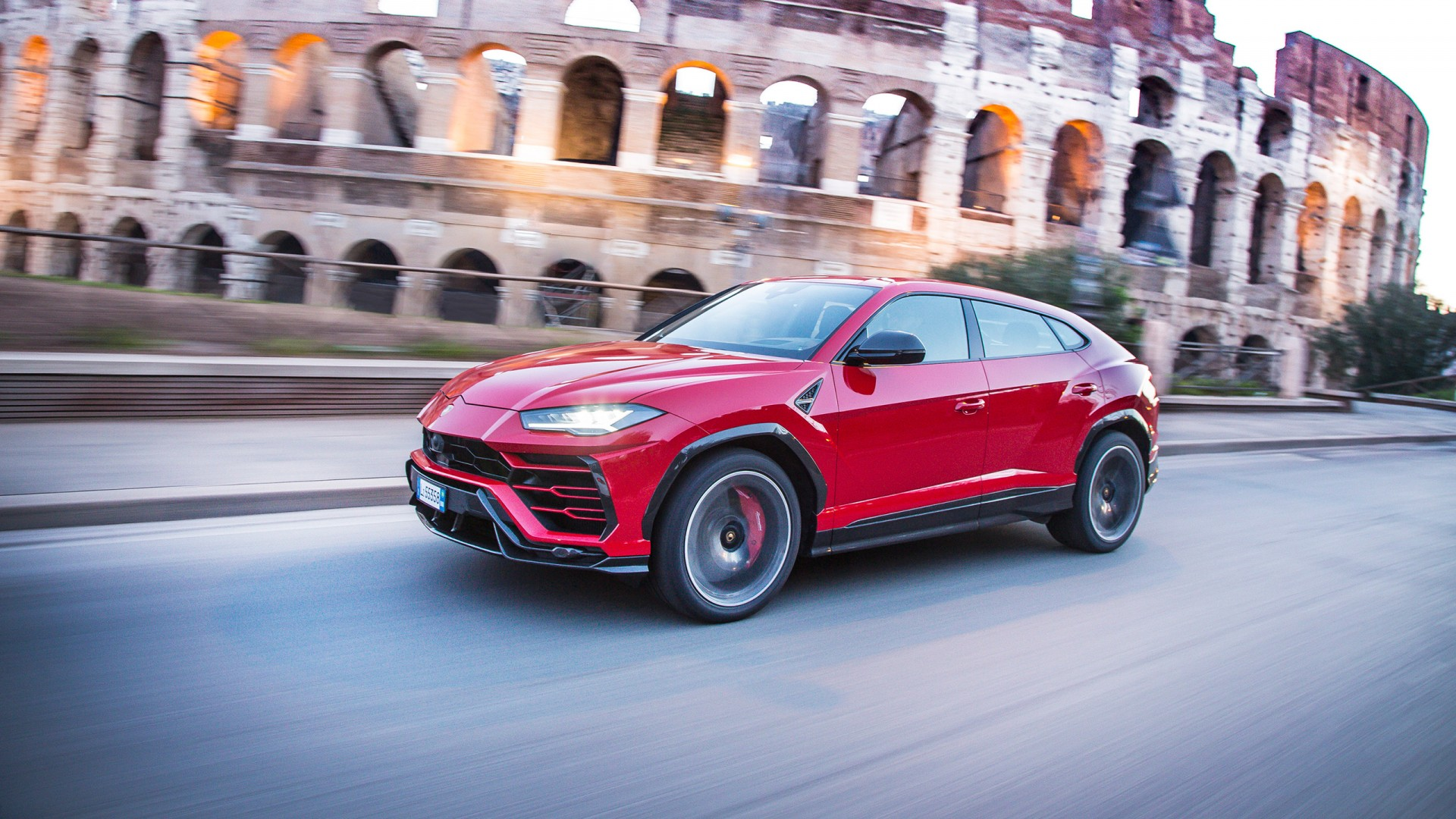 Lamborghini Urus 2018 Wallpaper  HD Car Wallpapers  ID 10172
