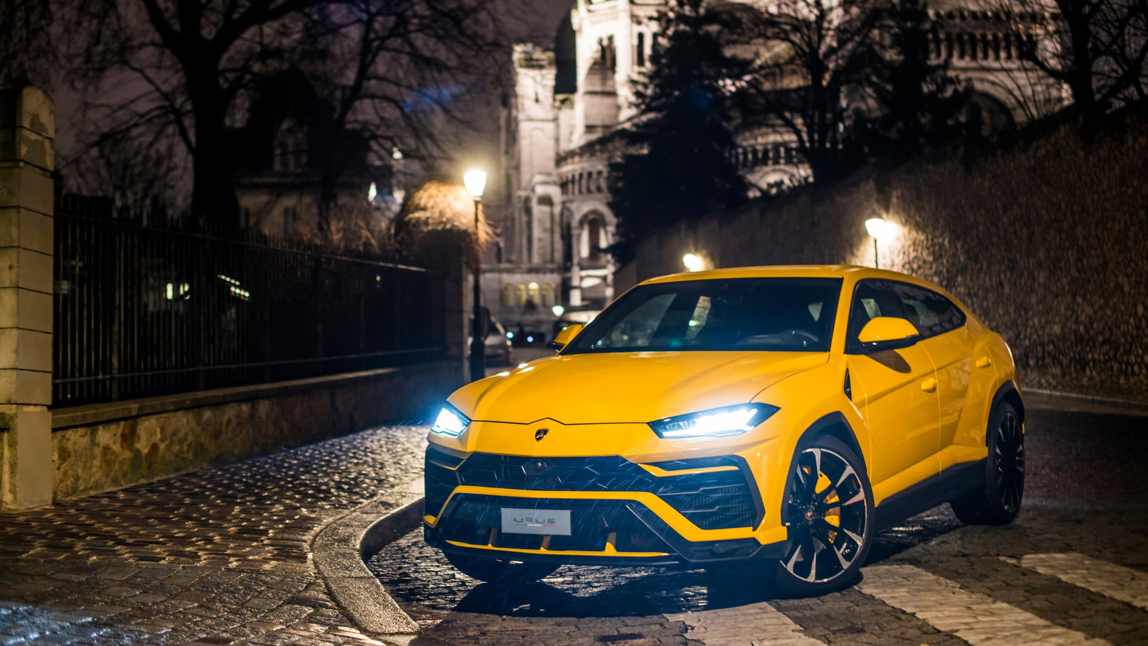 2018 Best Car Wallpapers: Lamborghini Urus 2018 4K Wallpaper