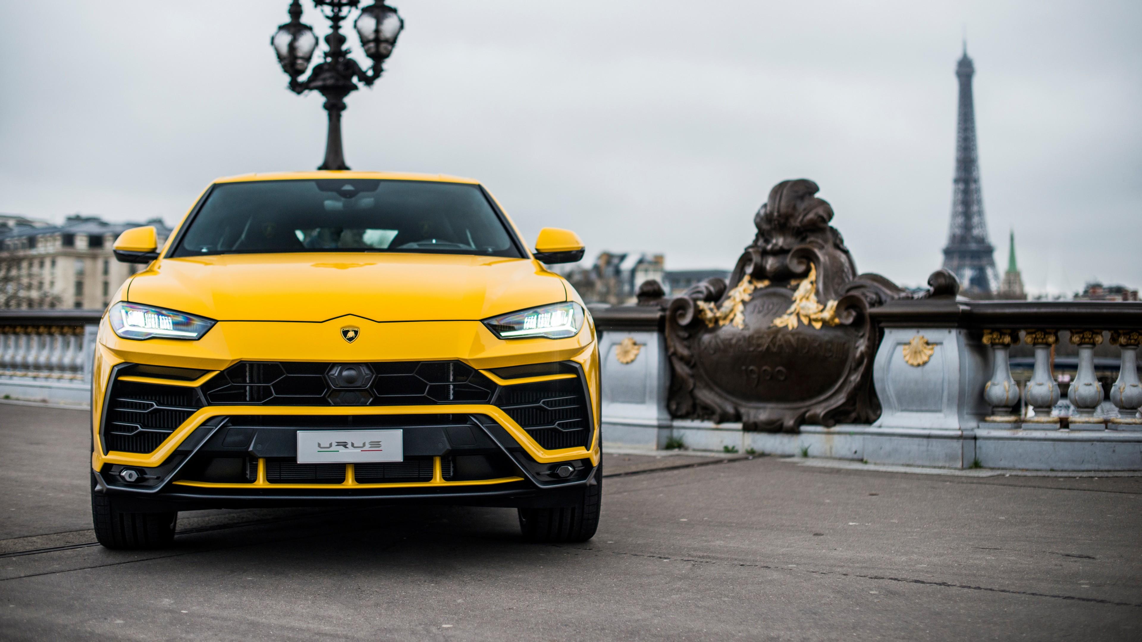 Lamborghini Urus 2018 4K 4 Wallpaper | HD Car Wallpapers ...
