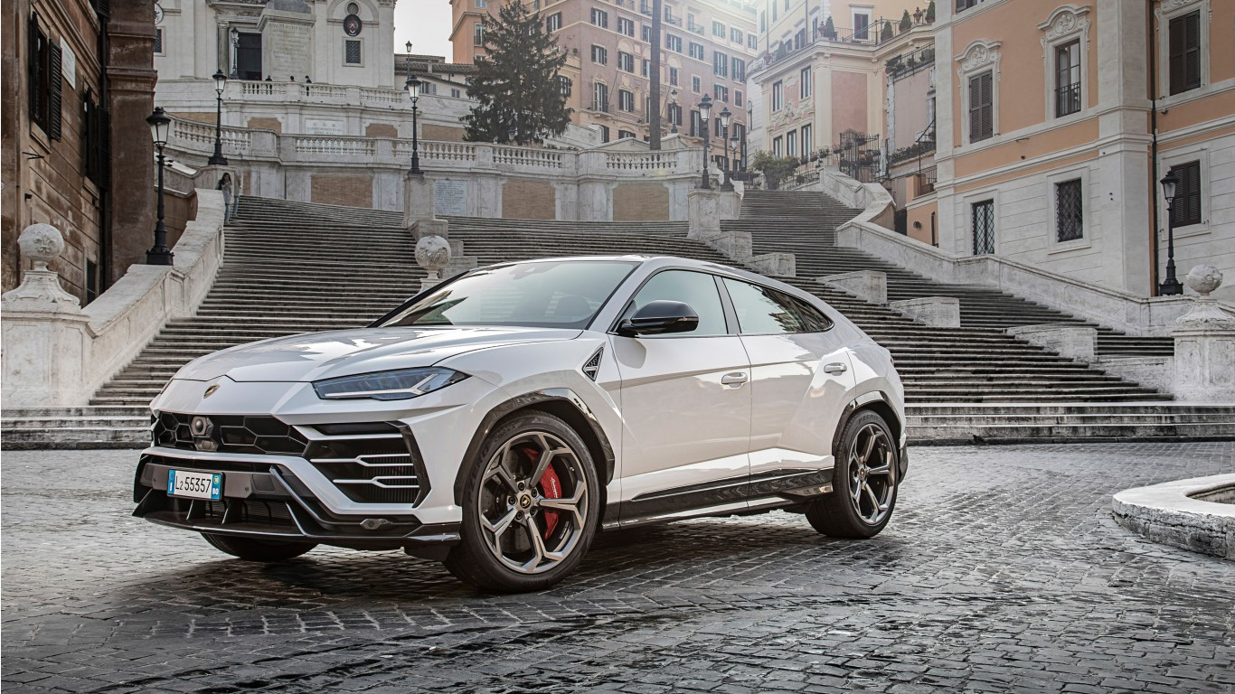 Lamborghini Urus 2018 4K 7 Wallpaper | HD Car Wallpapers ...