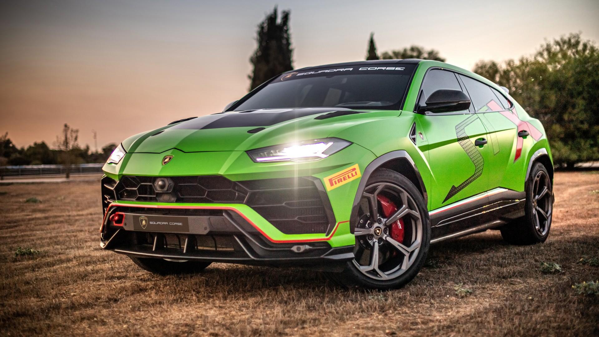 Lamborghini Urus ST-X 2020 4K Wallpaper | HD Car ...