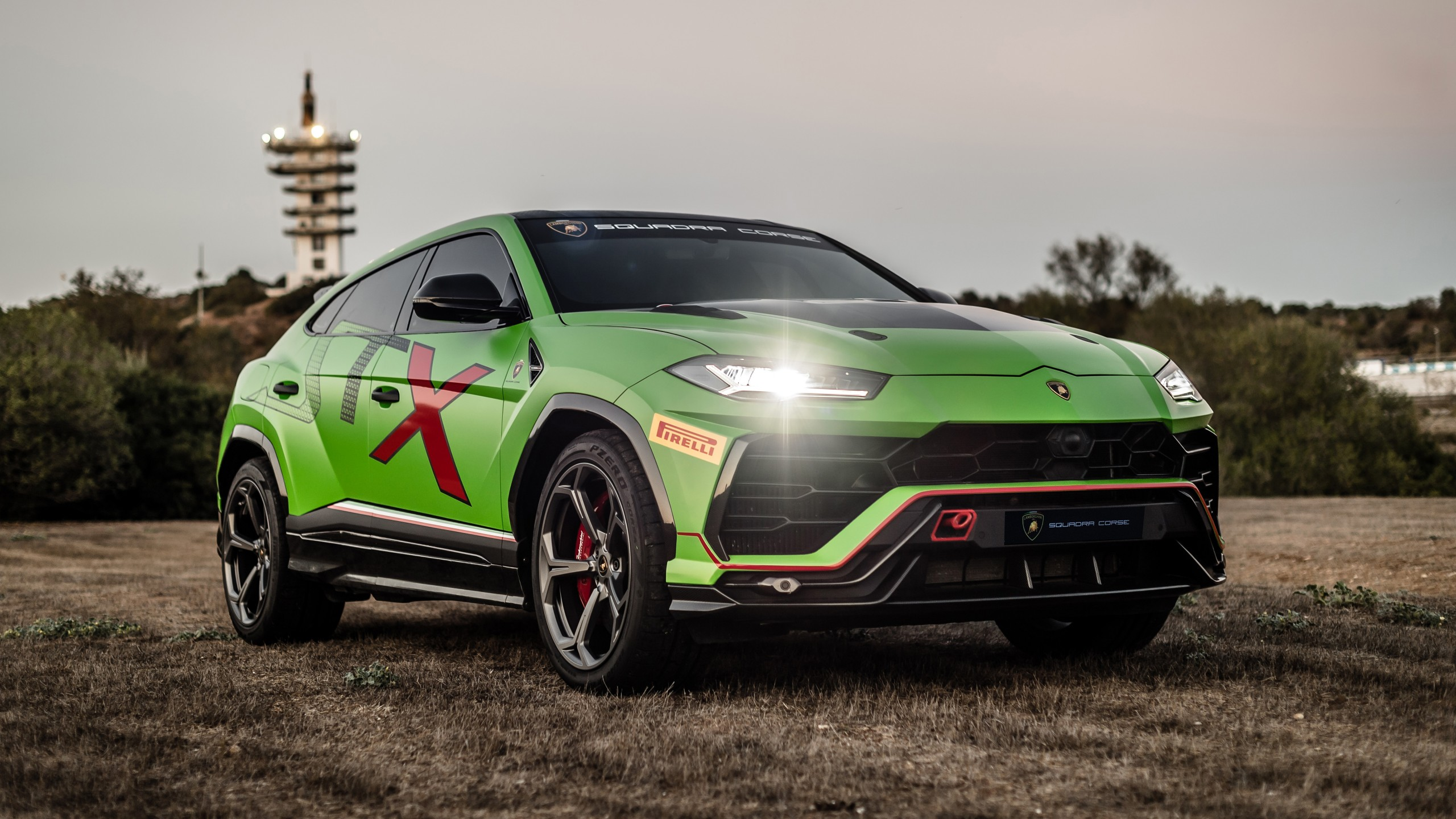 Lamborghini Urus ST-X 2020 4K 2 Wallpaper | HD Car ...