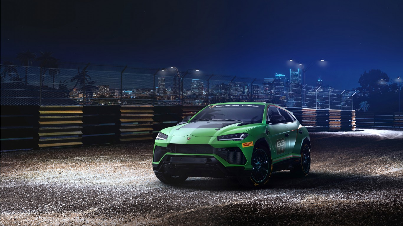 Lamborghini Urus ST-X Concept 2019 4K 5 Wallpaper | HD Car ...