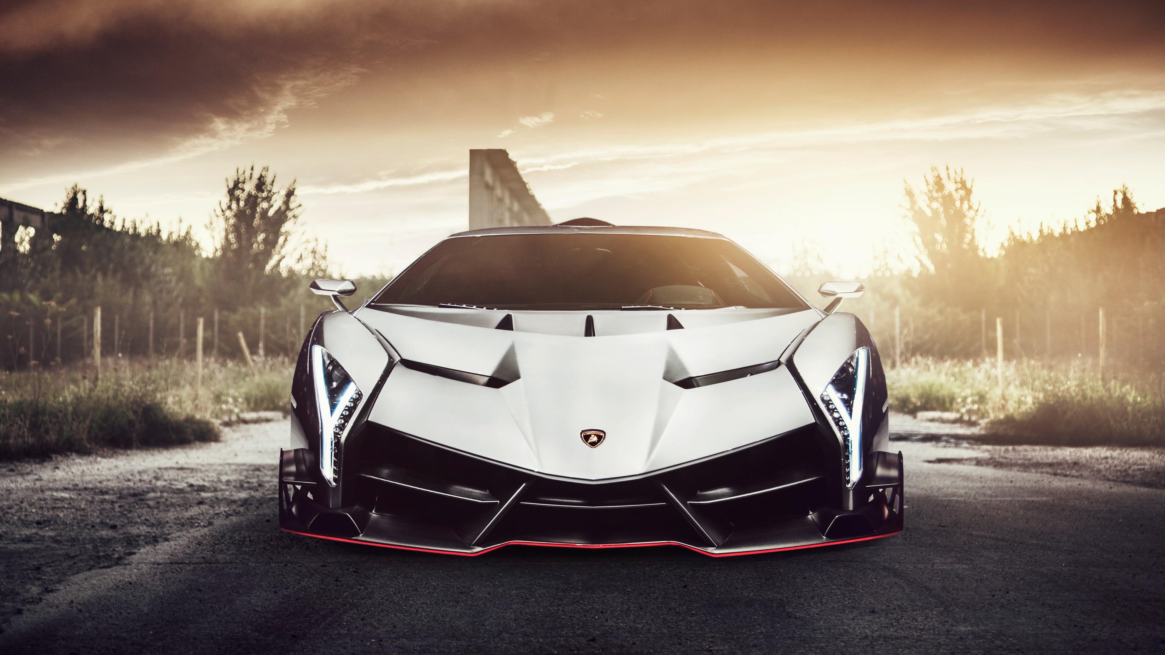 Lamborghini Veneno Hyper car 5K Wallpaper | HD Car ...